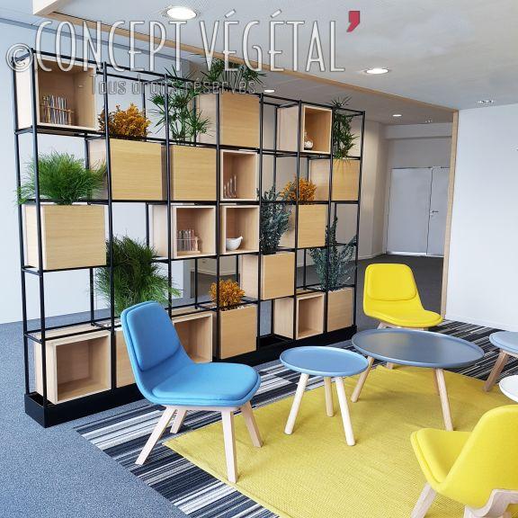 petites plantes stabilis es chez l 39 oreal. Black Bedroom Furniture Sets. Home Design Ideas