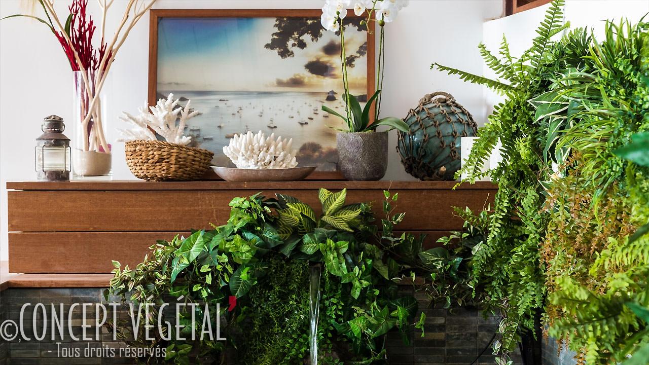concept vegetal alt concept vegetal logo vgtal sur mesure engineered substrate blend design. Black Bedroom Furniture Sets. Home Design Ideas